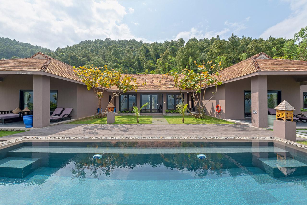 2 BR Hillside Pool Villa Vedana Lagoon Resorts Spas